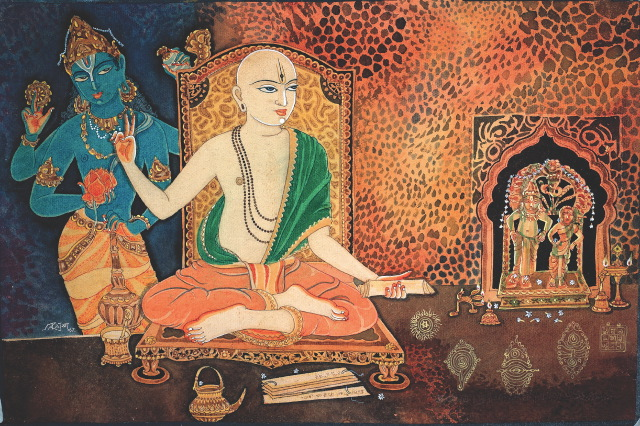 Il segreto della Calma Madhvacharya